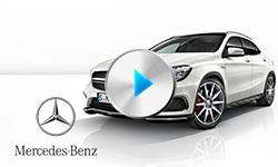 Mercedes-Benz GLA 45 AMG Promo
