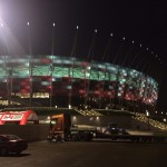 Mapping Stadion Narodowy